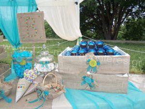 Στολισμός βάπτισης Φωτογραφίες_08