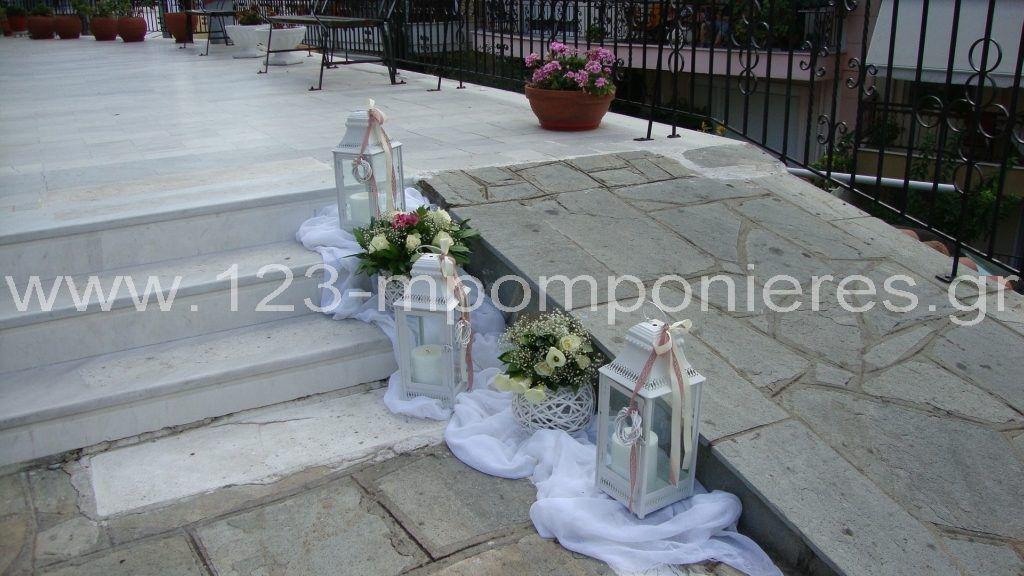 Στολισμός γάμου με φυσικά λουλούδια_11
