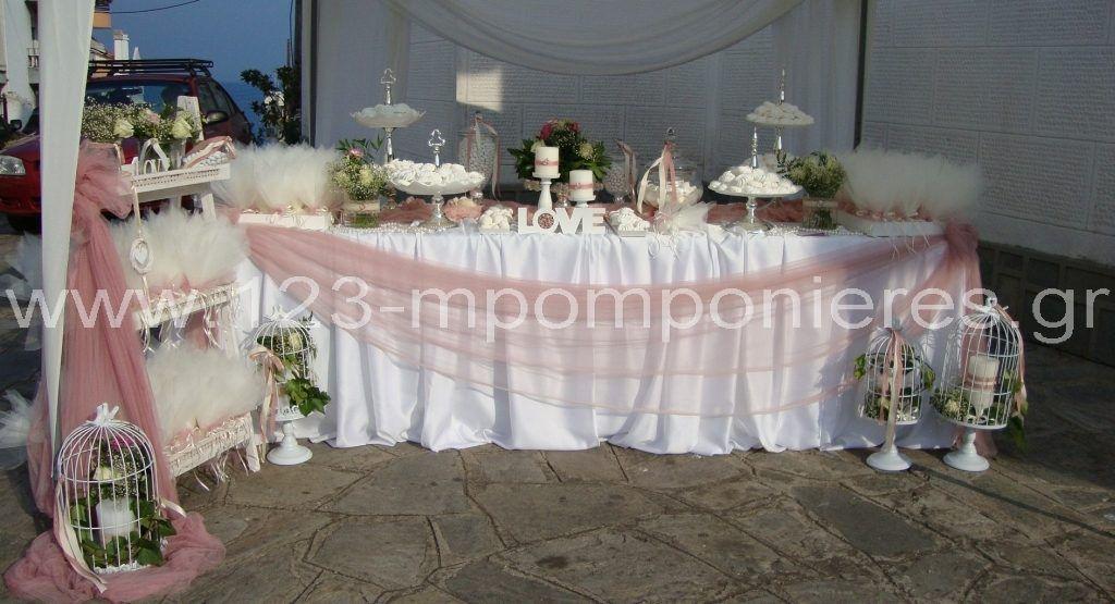 Στολισμός γάμου με φυσικά λουλούδια_26