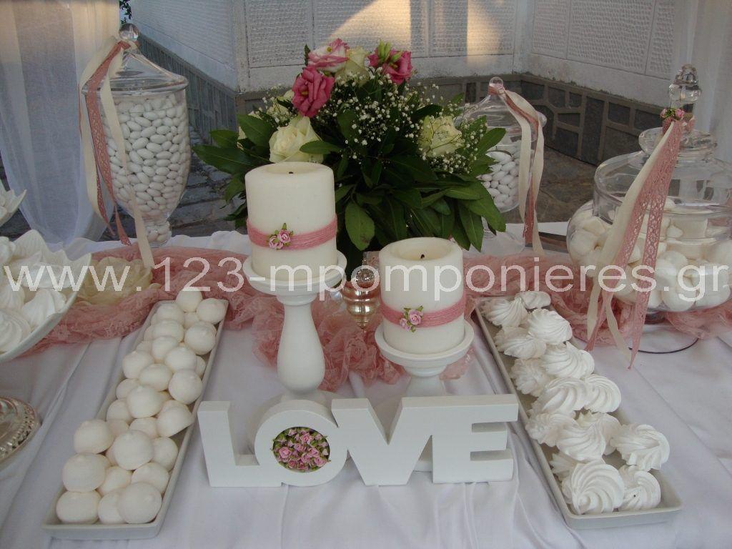 Στολισμός γάμου με φυσικά λουλούδια_41