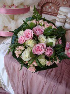 Στολισμός γαμοβάπτισης τριαντάφυλλα_10