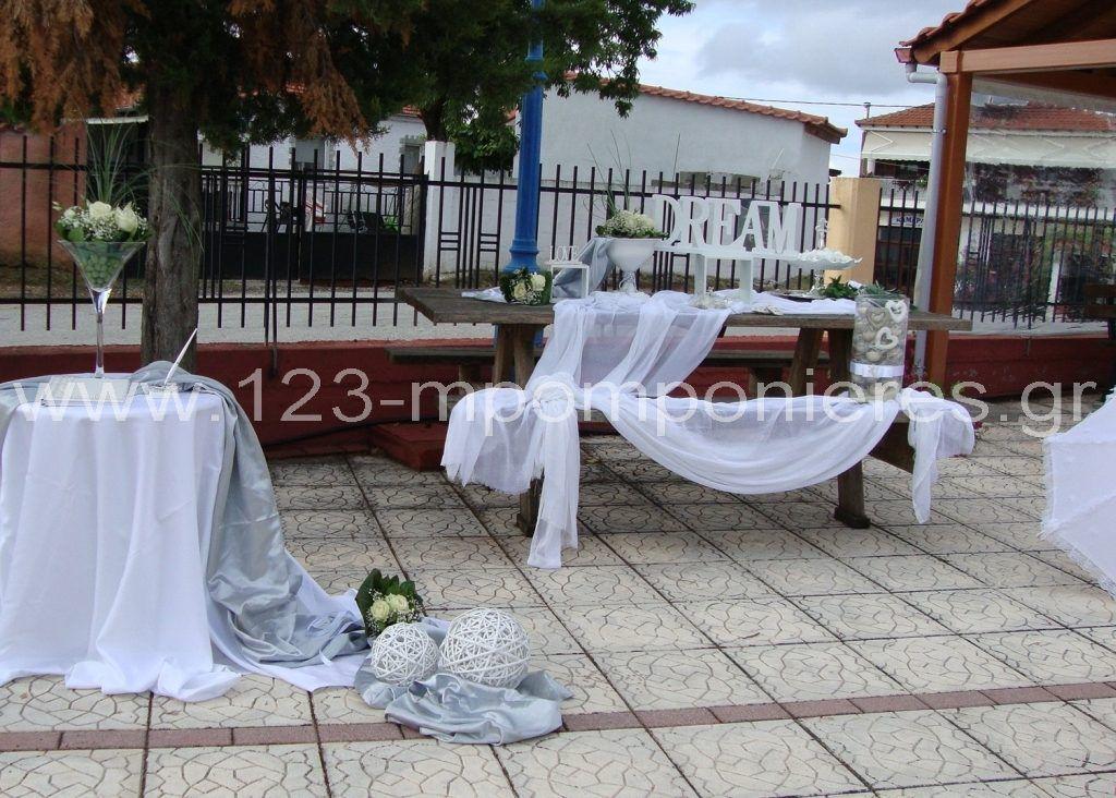 Λευκός στολισμός γάμου_33