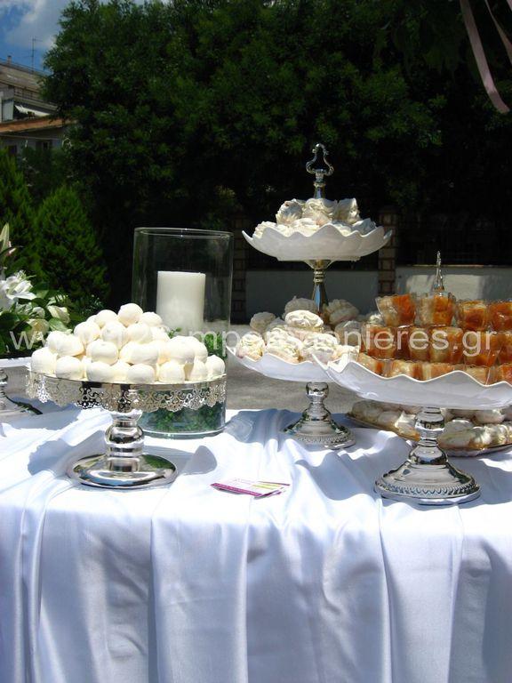 Πακέτα στολισμού γάμου Θεσσαλονίκη
