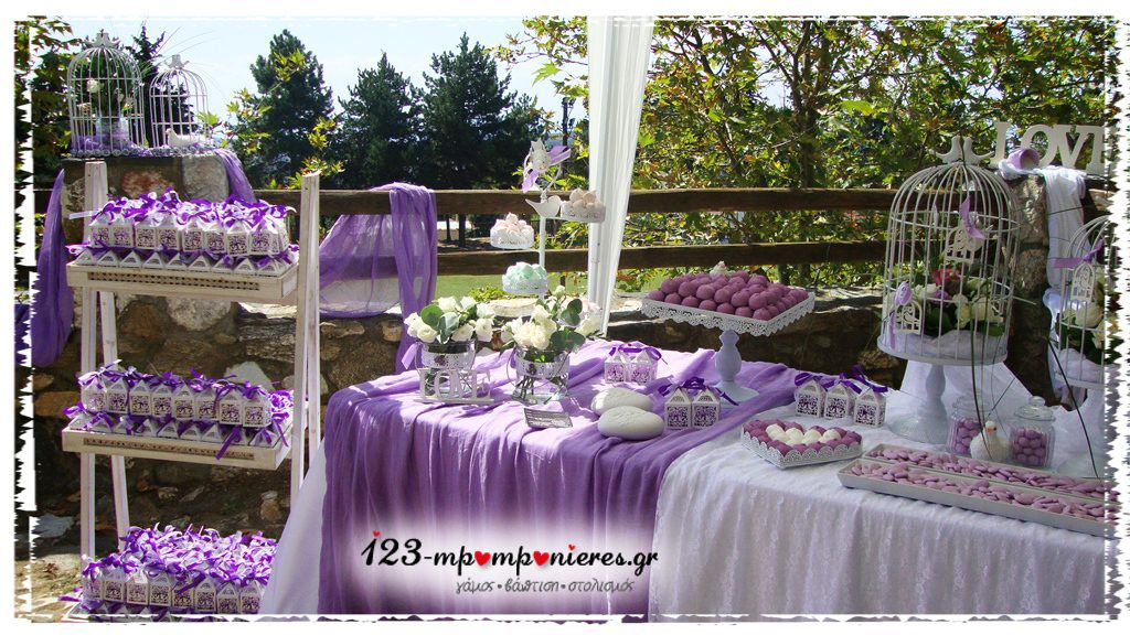 Στολισμός εκκλησίας για γάμο σε Λιλά