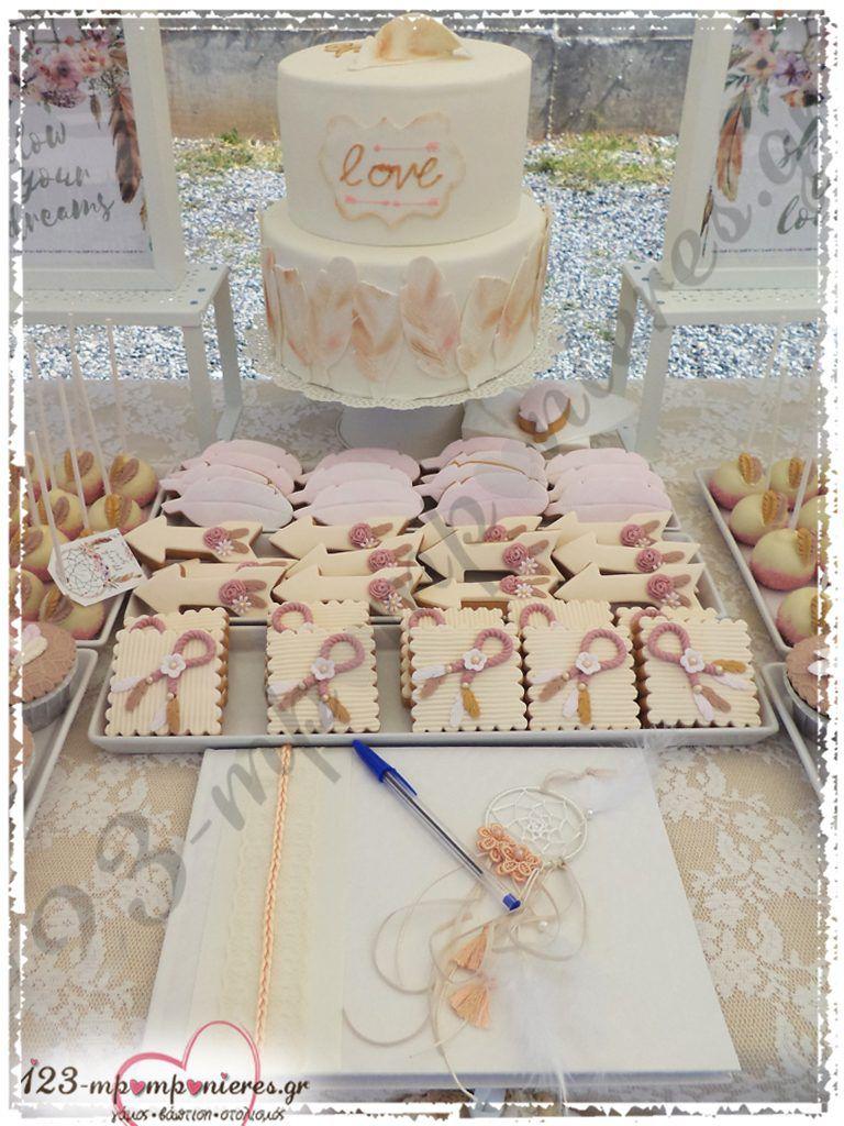 Στολισμός γάμου Boho chic_05