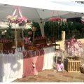 Μια γλυκιά βάπτιση με νεράιδες και λουλούδια…